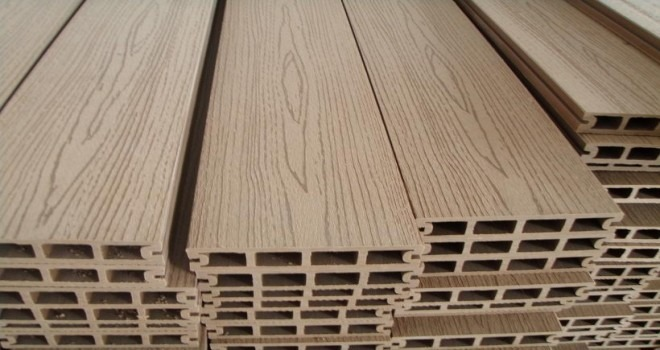 tấm gỗ composite